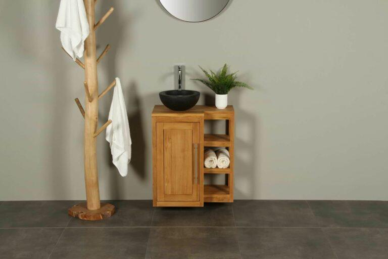 Hangend WC-meubel
