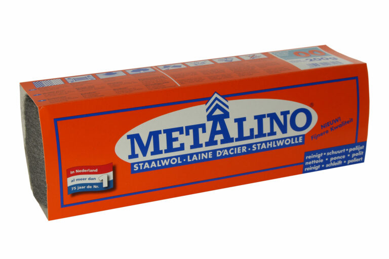 Metalino staalwol 00