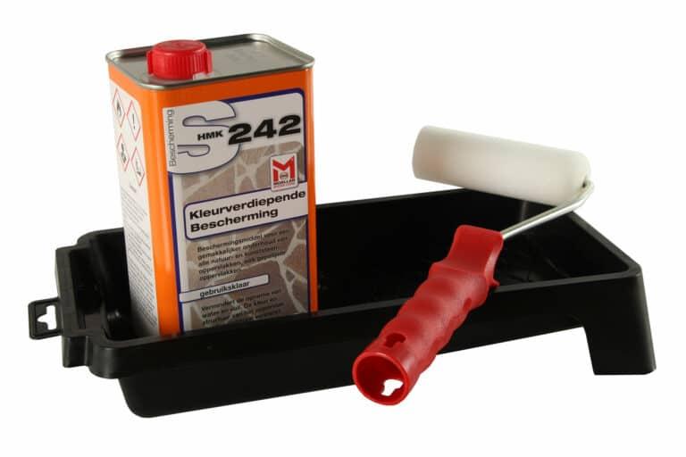 Behandelpakket Moeller stone care HMK-S242 kleurverdiepende bescherming