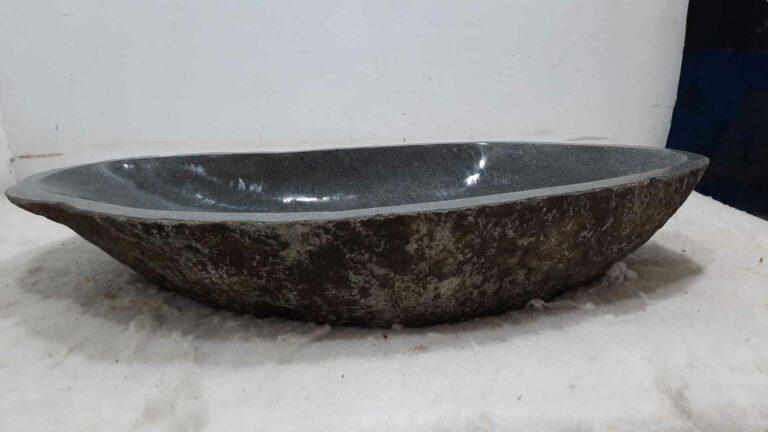 Rivierstenen wastrog wasbak RXXL0606