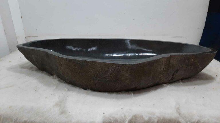 Rivierstenen wastrog wasbak RXXL0608