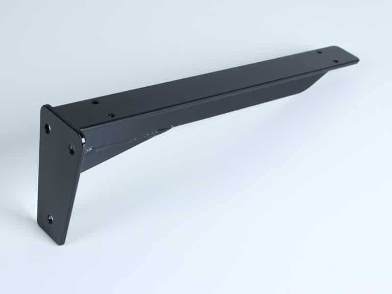 Set ophangbeugels 400 mm